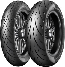METZELER CRUISETEC FRONT/REAR 130/90-16 TIRE SET HARLEY TOURING SOFTAIL INDIAN
