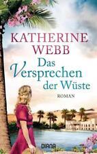 Das Versprechen der Wüste von Katherine Webb (2018, Klappenbroschur)