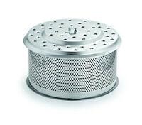 LotusGrill di Ricambio Contenitore Carbone Acciaio Inox XL per Il Esente da Fumo