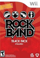 Rock Band Track Pack: Vol. 2 - Nintendo  Wii Game