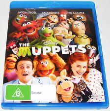 The Muppets---- (Blu-ray, 2012)