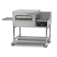 Lincoln 1116-000-U Natural Gas Express Single Deck Conveyor Pizza Oven