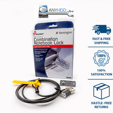 Brand New KENSINGTON Combination Cable Lock for Laptops and Other Devices