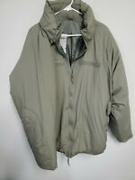 Extreme Cold Weather Parka Gen III Level 7 top Gray USGI large Regular Jacket