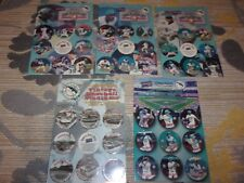 RARE FLORIDA MARLINS VINTAGE MILK CAP GAME SETS SEALED 1995