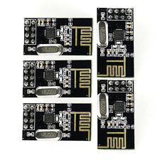 10pcs Modulo wireless 2,4Ghz NRF24L01+ Trasmettitore/ Ricevitore per Arduino