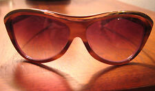Paul Smith Sunglasses Eyeglasses - PS-378 - Brown with Gold Accents