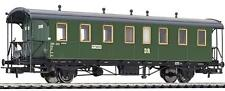 Liliput L334045 H0 2nd Class Coach Bp 540-233 DR Epoch III New Boxed T48 Post