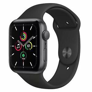Apple Watch SE Aluminum Case , Sport Band - Choose Size, Color, GPS, Cellular
