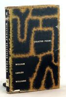 Alvin Lustig New Directions Classics #21 William Carlos WIlliams Selected Poems