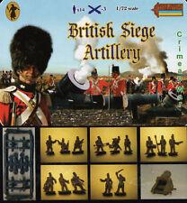 Strelets 1/72 Crimean War British Siege Artillery # 062