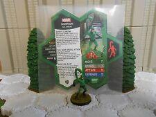 Heroscape Custom Scorpion Double Sided Card & Figure w/ Sleeve Marvel