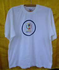 Adidas 2002 Fifa World Cup Korea Japan T Shirt 1999 white men's shirt football