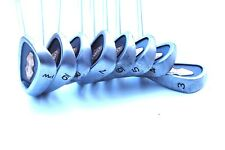 NORTHWESTERN CONCORDE 3-PW TITANIUM MATRIX RH GOLF CLUBS DYNATOUR MADE IN USA