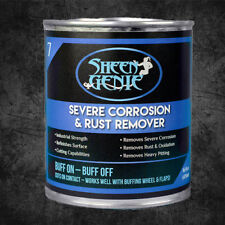 Sheen Genie Severe Corrosion & Rust Remover - Great For Rusty Bumpers & More