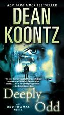 Deeply Odd book 7 of the Odd Thomas series Dean Koontz paperback FREE USA SHIP