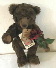 VERY RARE Limited Edition 5 of 130 Robin Rive Bear - Hot Chocolate- Ex.Condition