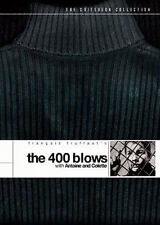 Francois Truffaut THE 400 BLOWS Criterion Collection DVD | 1959 French New Wave