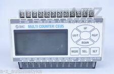 SMC MULTI COUNTER CEU5