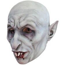 Nosferatu Classic Vampire Latex Mask Dracula Halloween Horror Adult Size
