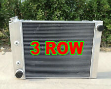 3row FORD Cortina 6 cylinder TC TD TE TF 1972-1982 AT/MT Aluminum Radiator