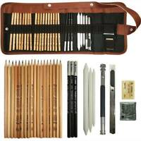 Drawing Pencil Set Art Supplies Artist Sketch*Tool Children's Painting-Supplies