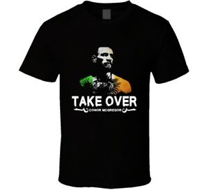 Conor Mcgregor The Notorious Fighting Boxing Champion  1 T Shirt