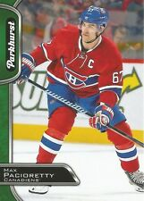 Max Pacioretty #166 - 2016-17 Parkhurst - Base