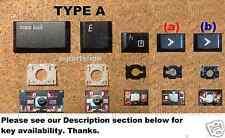 HP G71 Compaq CQ71 Laptop Keyboard Key - BLACK