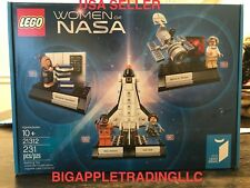 LEGO Women of NASA Ideas 21312 Female Astronauts - New and Sealed - Ships Fast!