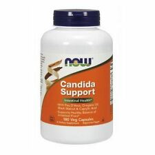 Candida Support, 180VCaps, 24Hr Despatch, Now Foods, Intestinal Flora