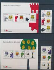 XC39543 Portugal heraldry coat of arms sheets XXL MNH
