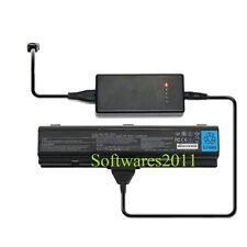 External Laptop Battery Charger for Toshiba Satellite Pro L450D L500 L500D L550