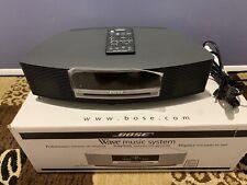 Bose Wave Music System Graphite Model AWRCC1