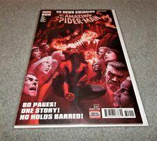 AMAZING SPIDER-MAN # 800  ALEX ROSS ART 80 PAGE ANNIVERSARY ISSUE GWEN GOBLIN