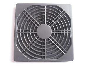 3 pcs Dustproof Dust Filter Used for 120x120mm DC Fan 120mm 12cm Black New