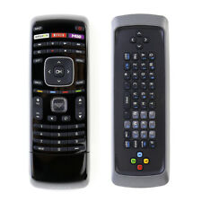 XRT302 for VIZIO Smart TV Remote with Qwerty Dual Side Keyboard E460ME M420SR