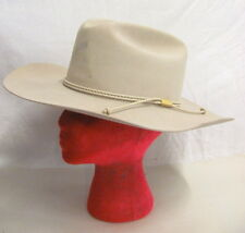 Stetson Men's Silver Belly 4X Beaver Cowboy Hat Size 7 1/8 for Refurbishing, USA