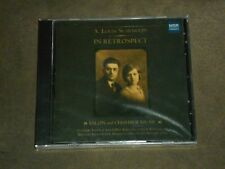 A. Louis Scarmolin in Retrospect: Salon and Chamber Music (CD, 2005, MSR) sealed