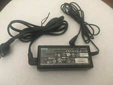 Genuine Epson AC Adapter Model A381H. output 20v 1.68a