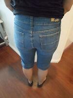 NWT'S $69 Kut from the Kloth Bermuda Denim Shorts Womens 2 4 6 8 10 12 Blue NEW