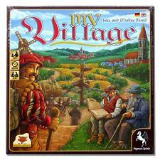 My Village / Pegasus Spiele / Brettspiel / Neu