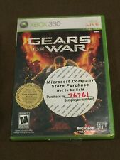 Microsoft XBox 360 Video Game Gears Of War Rated M NICE