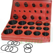 407pc Universal O-Ring Assortment Set  SAE Kit Automotive Seal Rubber Gaskets