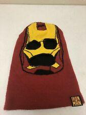 Iron Man 2 Ski Mask Face Mask Warm Winter Mask Iron Man Face Reversible c25