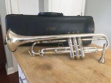 1923 Conn 22b New York Symphony Trumpet with Original Case
