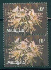 [JSC]1979-1984 MALAYSIA Federation Durian Fruit Flowers Stamp x 2