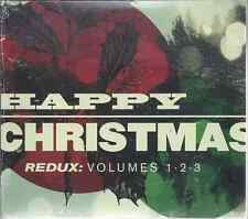 VA-Happy Christmas Redux: Vol.1, 2 & 3 Christmas Music 3 CD Set Brand New-Sealed