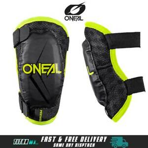 Oneal Kids Elbow Guards Peewee MX BMX MTB Dirt Bike Elbow Pads Childrens Armour