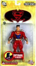 DC Superman Batman Series 1 Public Enemies Superman as Shazam Action Figure